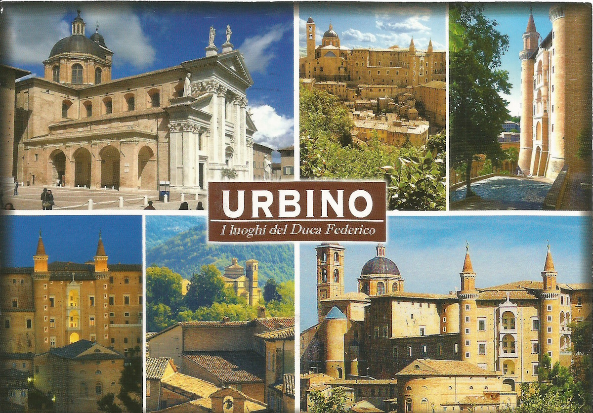 Postcard from Italy