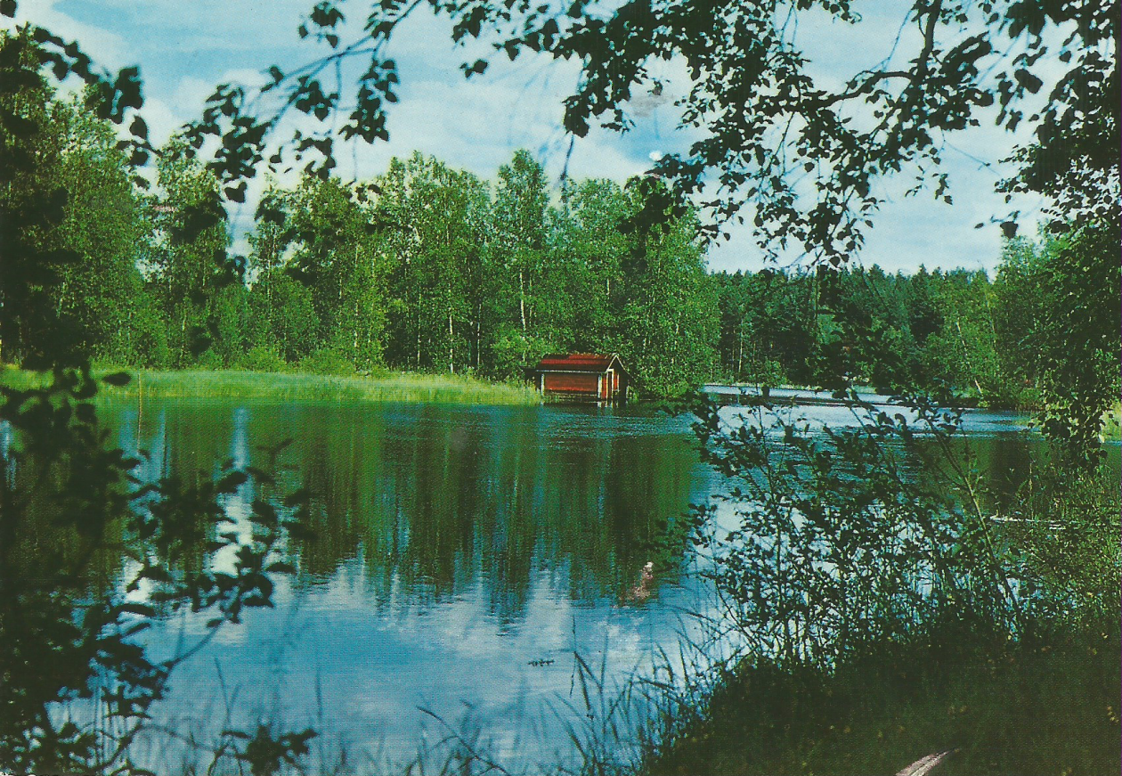 Postcard from Finland