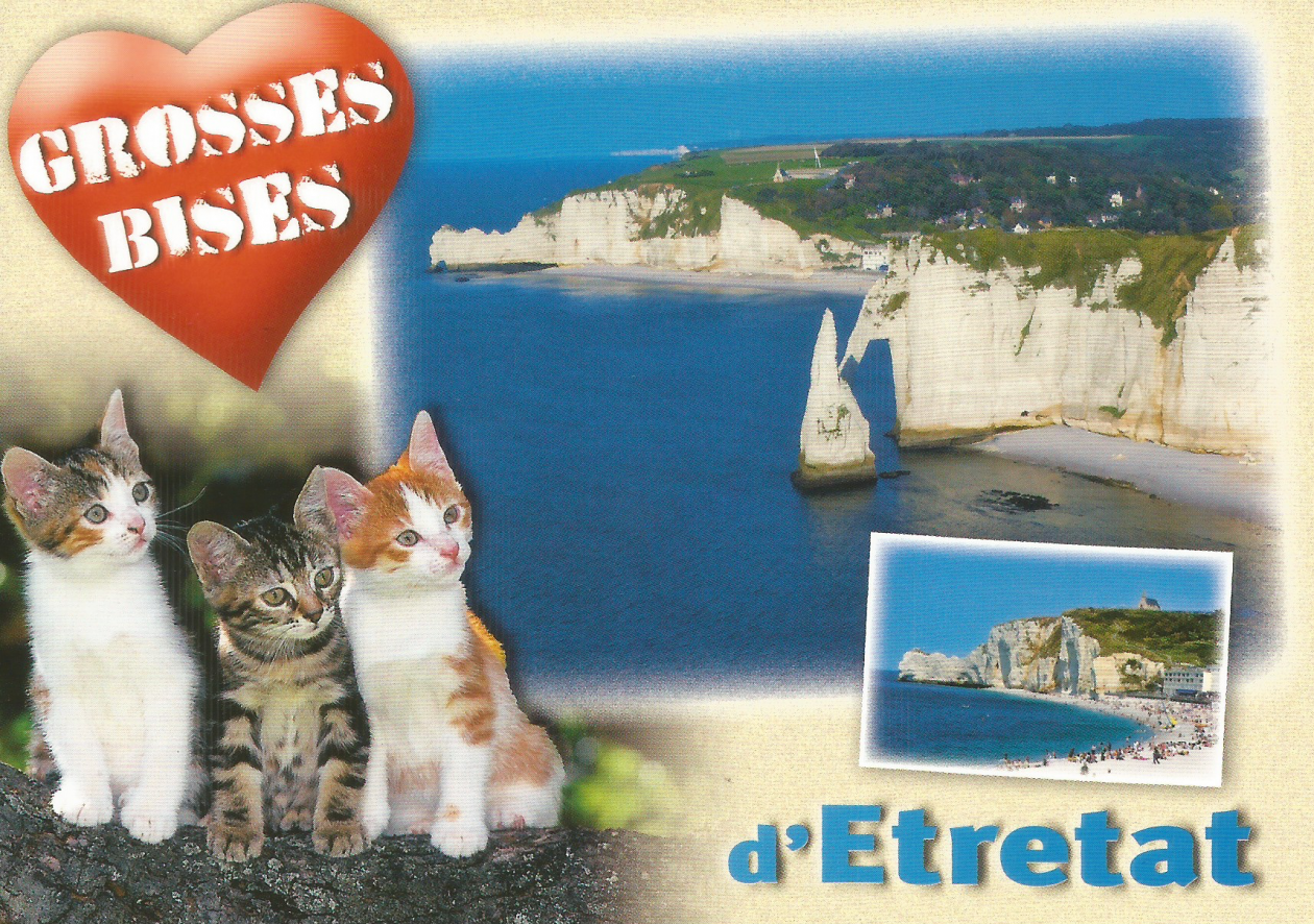 Another Postcard from France