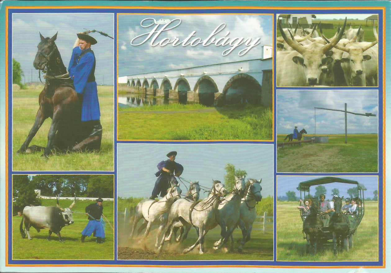 Postcard from Hungary